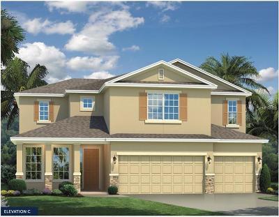 Apopka FL Single Family Home For Sale: $321,990