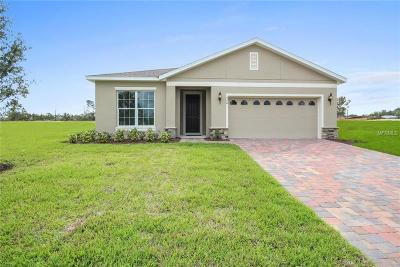 Orange City Single Family Home For Sale: 1007 Glazebrook Loop