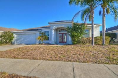 Land O Lakes Single Family Home For Sale: 22129 Yachtclub Terrace