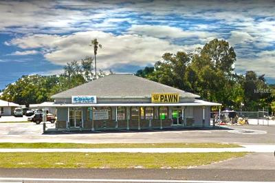 Pasco County Commercial For Sale: 14011 Us Highway 19