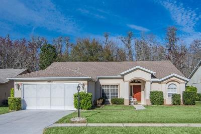 New Port Richey, New Port Richie Single Family Home For Sale: 9505 Conservation Drive