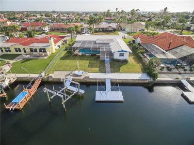 New Port Richey Single Family Home For Sale: 3617 Harborview Court