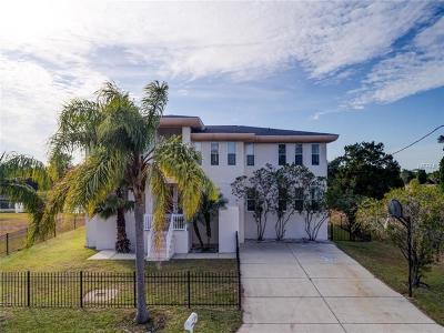Hernando Beach Single Family Home For Sale: 3223 Hibiscus Drive