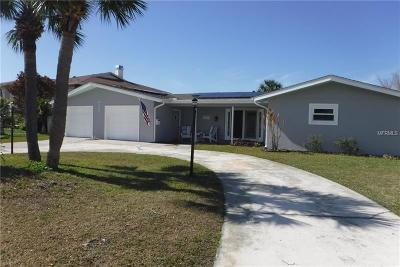New Port Richey, New Port Richie Single Family Home For Sale: 4220 Headsail Drive
