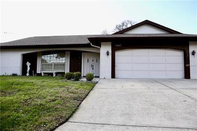 Bayonet Point Single Family Home For Sale: 13007 Sirius Lane