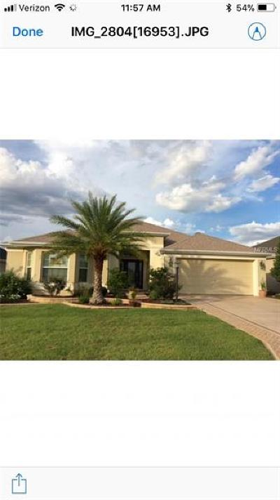 The Villages Single Family Home For Sale: 3373 Kennedy Avenue