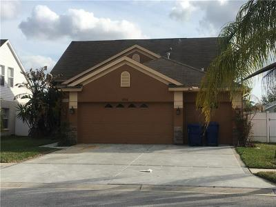 New Port Richey Single Family Home For Sale: 9726 Riverchase Drive