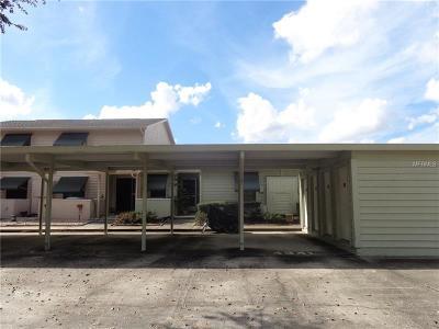 New Port Richey Condo For Sale: 4337 Tiburon Drive #4337