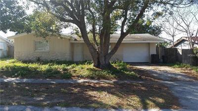 Holiday Single Family Home For Sale: 1647 Debonair Drive