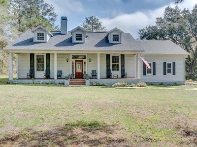 Brooksville Single Family Home For Sale: 3130 Batten Road