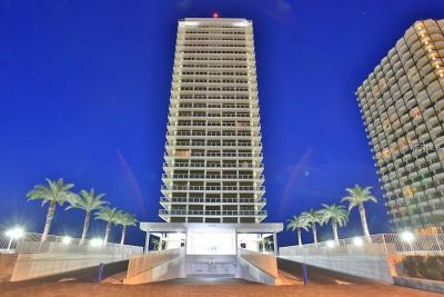 Daytona Beach Condo For Sale: 3000 N Atlantic Avenue #PENTHOUS