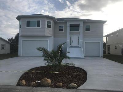 Hernando County, Hillsborough County, Pasco County, Pinellas County Single Family Home For Sale: 4498 Jacona Drive