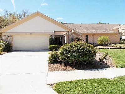 Hernando County, Hillsborough County, Pasco County, Pinellas County Villa For Sale: 3322 Tanglewood Trail