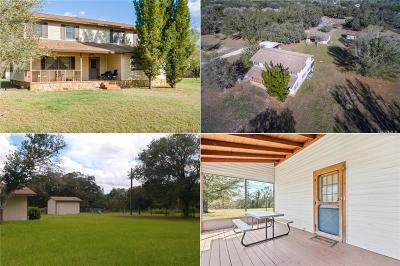 Weeki Wachee Single Family Home For Sale: 12368 Oregon Road