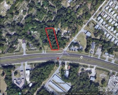 Hernando County Commercial For Sale: 00 Cortez (Lot 5) Boulevard