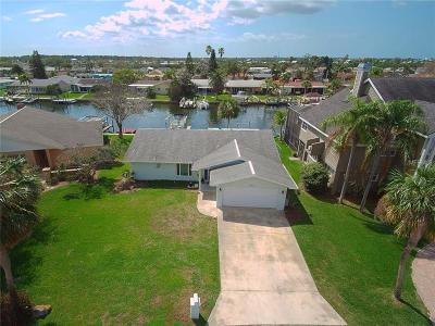 New Port Richey Single Family Home For Sale: 4152 Perry Place
