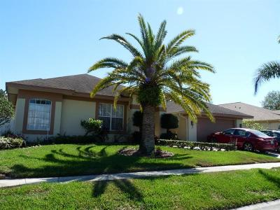 Single Family Home For Sale: 3444 Foxhall Drive