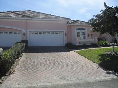 New Port Richey Villa For Sale: 4704 Casswell Drive