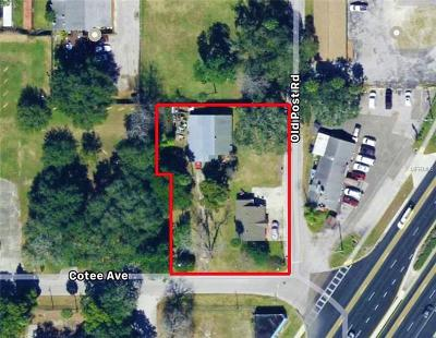 Pasco County Commercial For Sale: 7925 Old Post Road