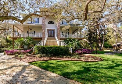 Tarpon Springs Single Family Home For Sale: 2712 Powell Lane