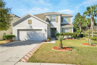 Brooksville Single Family Home For Sale: 14014 Wake Robin Drive