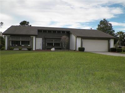 Hudson Single Family Home For Sale: 12815 Candlewood Way