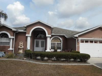 Spring Hill FL Single Family Home For Sale: $339,900