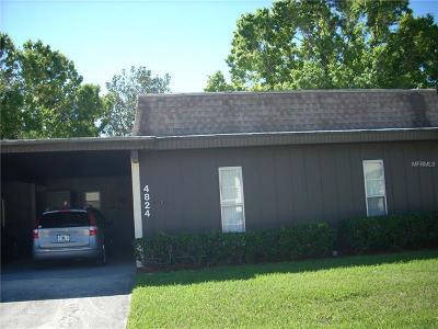 New Port Richey Condo For Sale: 4824 Onyx Lane #4824