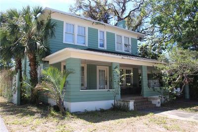 Tarpon Springs Single Family Home For Sale: 436 E Tarpon Avenue