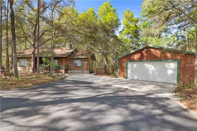 Brooksville Single Family Home For Sale: 9187 Sikes Cow Pen Road