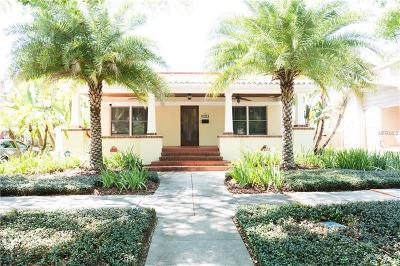 Tampa Single Family Home For Sale: 409 Newport