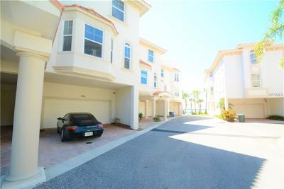 Dunedin Townhouse For Sale: 1340 Bayshore Boulevard #404