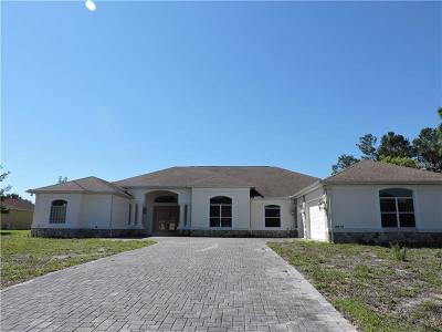 Weeki Wachee Single Family Home For Sale: 10220 Whisper Ridge Trail