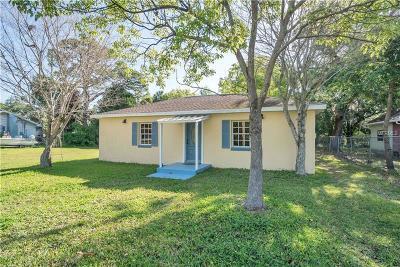 Port Richey Single Family Home For Sale: 7808 Davis Street