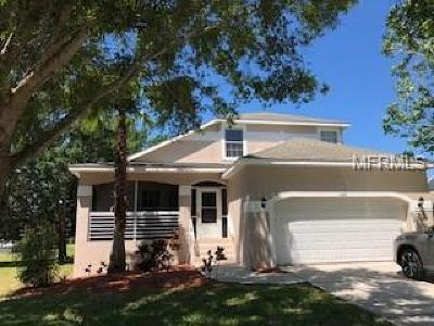 Tarpon Springs Single Family Home For Sale: 1031 Lake Avoca Place