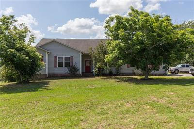 Dade City Single Family Home For Sale: 36304 Tomkow Lane