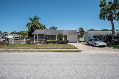 New Port Richey, New Port Richie Single Family Home For Sale: 6747 Lassen Avenue