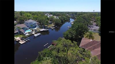 Hernando County, Hillsborough County, Pasco County, Pinellas County Residential Lots & Land For Sale: 5740 River Bluff Drive