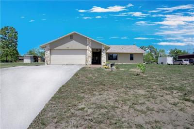 Brooksville Single Family Home For Sale: 13415 Ester Drive