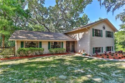 Brooksville Single Family Home For Sale: 27072 Country Oak Drive