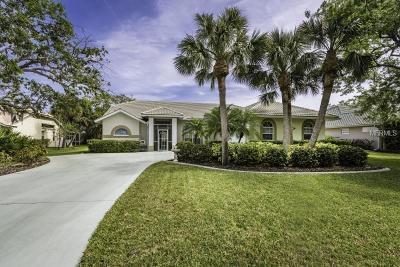 Venice Single Family Home For Sale: 194 Grand Oak Circle