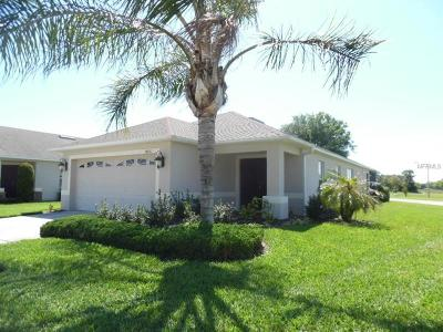 Pasco County Single Family Home For Sale: 18861 Water Lily Lane