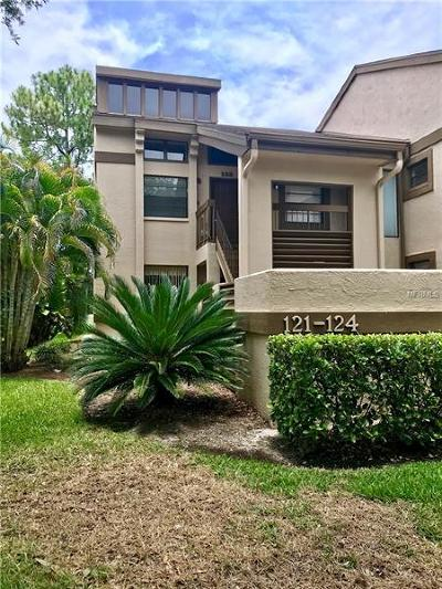 Oldsmar Condo For Sale: 121 Lindsay Lane #121