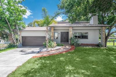 Tarpon Springs Single Family Home For Sale: 1033 Jamaica Way