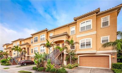 New Port Richey Townhouse For Sale: 6514 Sand Shore Lane