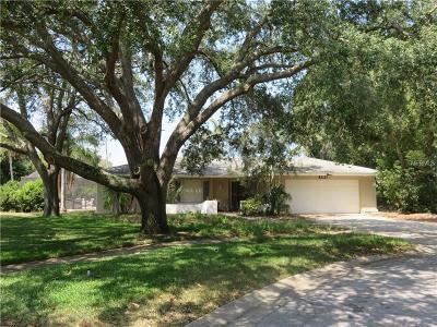Tarpon Springs Single Family Home For Sale: 1111 Beaver Drive