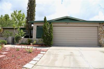 Port Richey Single Family Home For Sale: 8040 Saybrook Drive