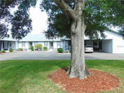 New Port Richey Condo For Sale: 4925 New England Boulevard #204