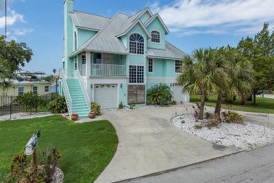 Pasco County, Hernando County Single Family Home For Sale: 6628 Harbor Drive