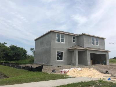 Winter Haven Single Family Home For Sale: 257 Oleander Street